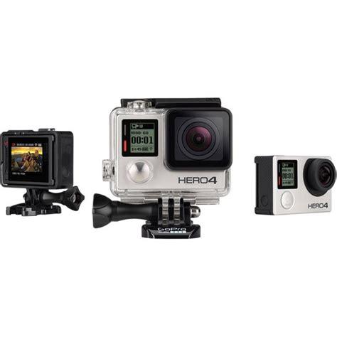 GoPro HERO4 Silver Edition Action Camcorder - Walmart Com