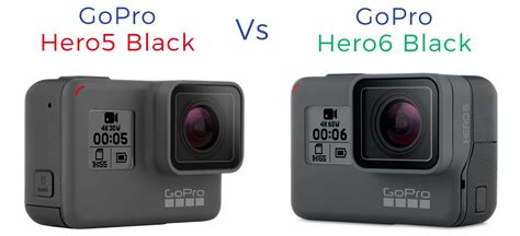 GoPro HERO6 Black Vs HERO5 Black - Have Camera Will Travel