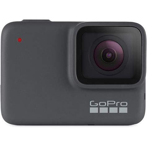 Gopro Hero7 Silver Waterproof Digital Action Camera With