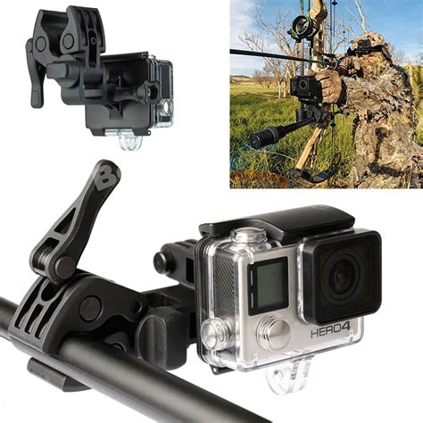 Gopro Sportsman Mount For Guns Rifles Fishing Rods Crossbows Review