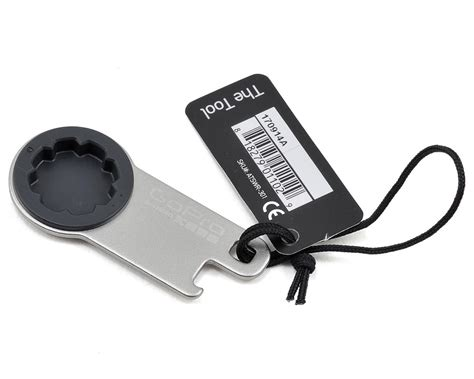 Gopro The Tool Thumb Screw Wrench Bottle Opener
