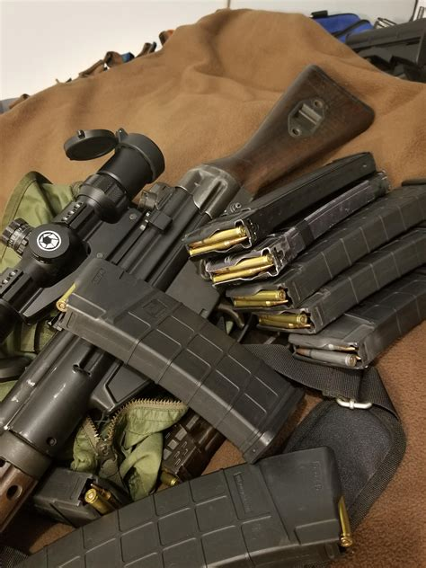 Gotta Have Plenty Of Mags For My Hk93 Clone Guns
