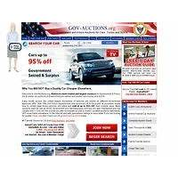Gov auctions org #1 government & seized auto auctions cars 95% off! inexpensive
