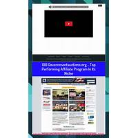 Governmentauctions org top performing affiliate program in its niche tips
