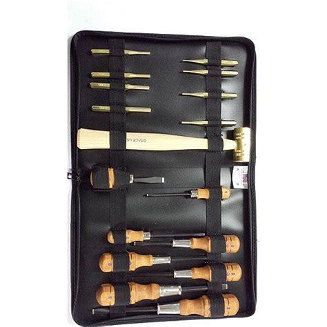 Grace Usa 17 Piece Gun Care Tool Kit Mgw