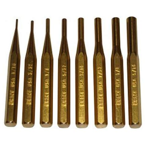 Grace Usa Brass Punch Set 1 16