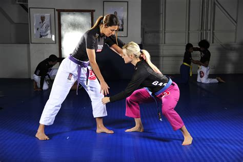 Gracie Girl Self Defense