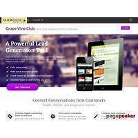 Grape vine club get targeted traffic in minutes specials