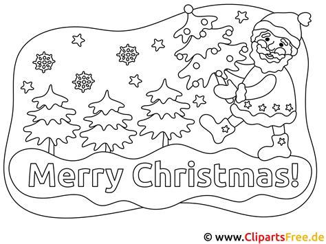 Gratis Malvorlagen Zum Ausdrucken Weihnachten