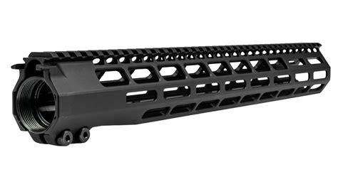 Gray Ar 15 Handguards