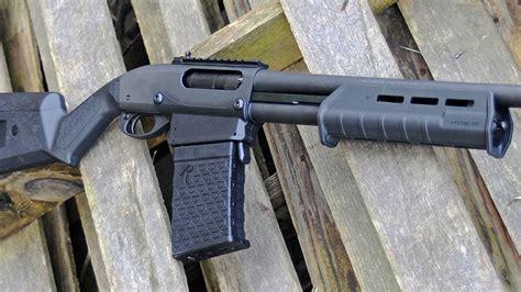 Gray Magpul Remington 870