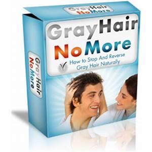 Best reviews of gray hair no more how to stop and reverse gray hair naturally