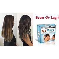 Best gray hair no more reverse gray hair hot niche