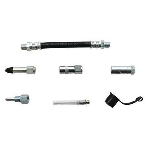 Grease Gun Fitting Accessories
