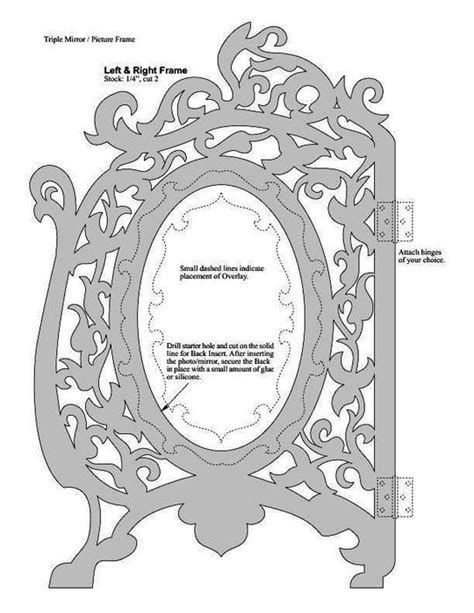 Great American Scroll Saw Patterns