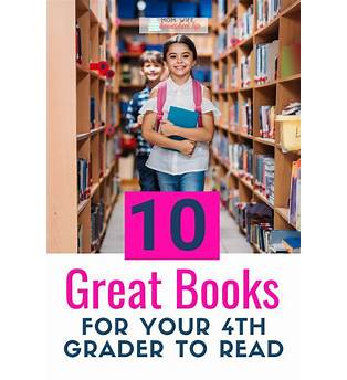 Great Books For 4th Graders To Read
