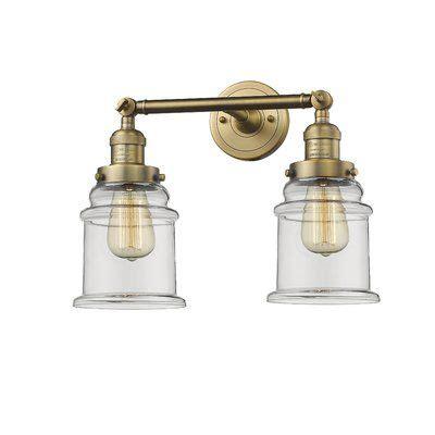 Greeley 2-Light Vanity Light