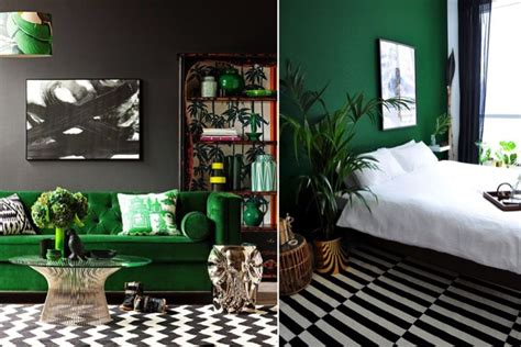 Green And Black Interior Design Make Your Own Beautiful  HD Wallpapers, Images Over 1000+ [ralydesign.ml]