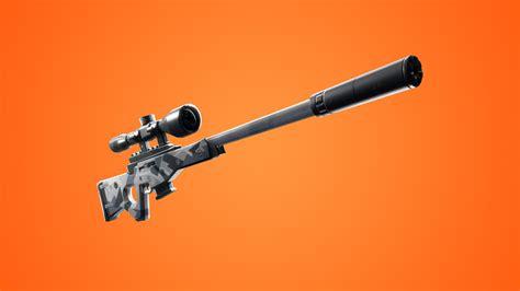 Green Bolt Action Rifle Fortnite