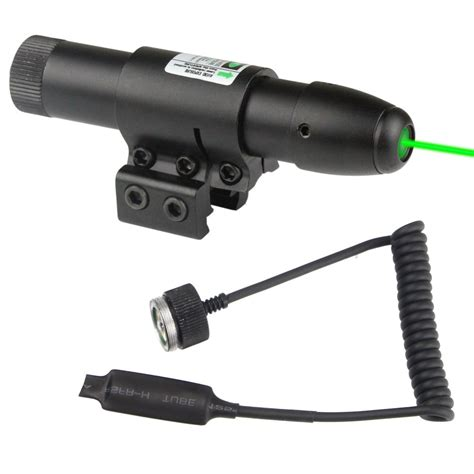 Green Lasers For Assault Rifles