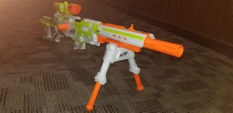 Green Longstrike Sniper Rifle