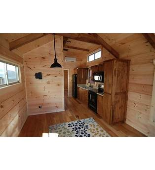 Green River Log Cabins Low Country Floor Plan