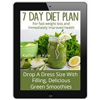 Green smoothie 7 day detox diet plan: lose weight and feel better work or scam?