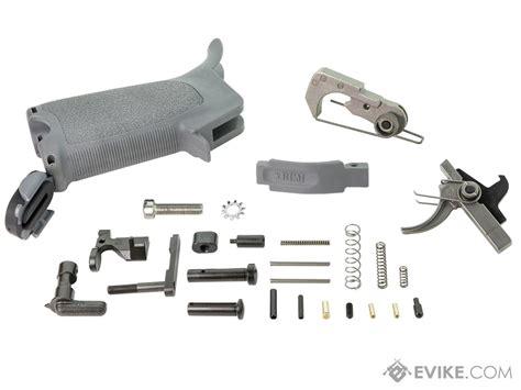 Grey Ar 15 Lower Parts Kit