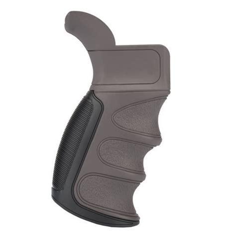 Grey Pistol Grip Ar 15