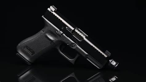 Griffin Armament Announces New Line Of Threaded Glock