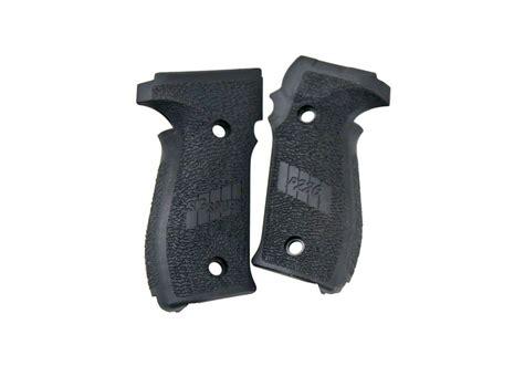 Grip Set Black Polymer P226 Standard Model - SIG SAUER
