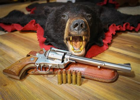 Grizzly Hunting With Shotgun