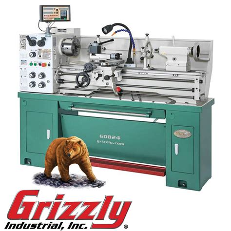Grizzly Industrial Gunsmithing Lathe