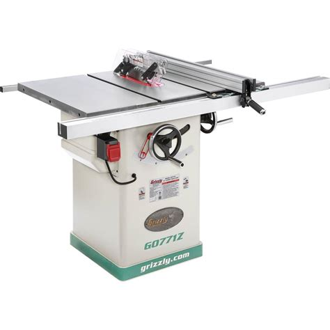 Grizzly hybrid table saw Image