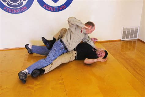 Ground Self Defense