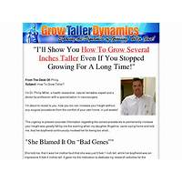 Best reviews of grow taller dynamics hot niche with amazing conversion
