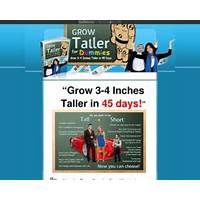 Grow taller for dummies affiliate makes $2987 03 in 29 days is it real?