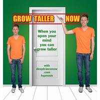 Grow taller height enhancement program coupon codes