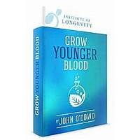 Grow younger blood from researchers at the institute of longevity immediately