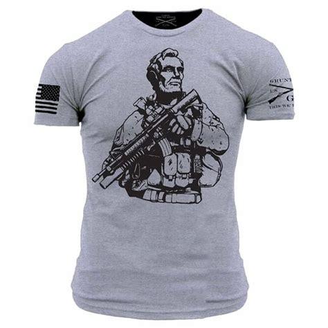 Grunt Style Abraham Lincoln Shirt