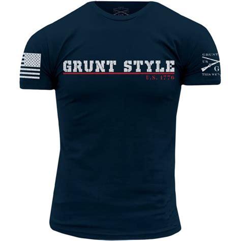 Grunt Style Collegiate Tshirts Collegiate Tshirt Xl