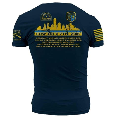 Grunt Style Dallas T Shirt