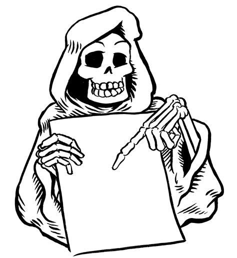 Gruselige Malvorlagen Für Halloween