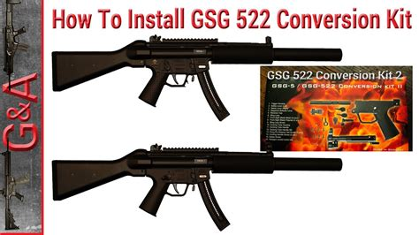 Gsg 522 Conversion Kit