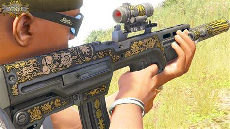 Gta Online Best Assault Rifle