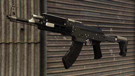 Gta Online Best Assault Rifle Mk2