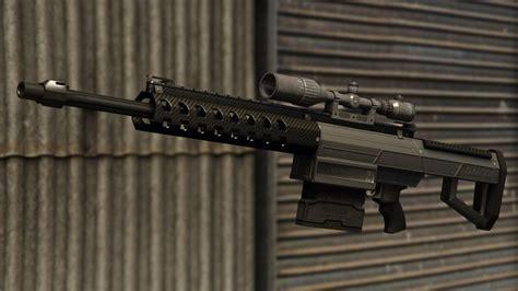 Gta Online Heavy Sniper Mk2 Muzzle Brake