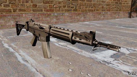 Gta 4 Full Reload Assault Rifle Mod