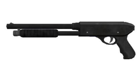 Gta 4 Pump Shotgun