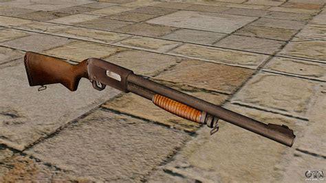 Gta 4 Pump Shotgun Mod